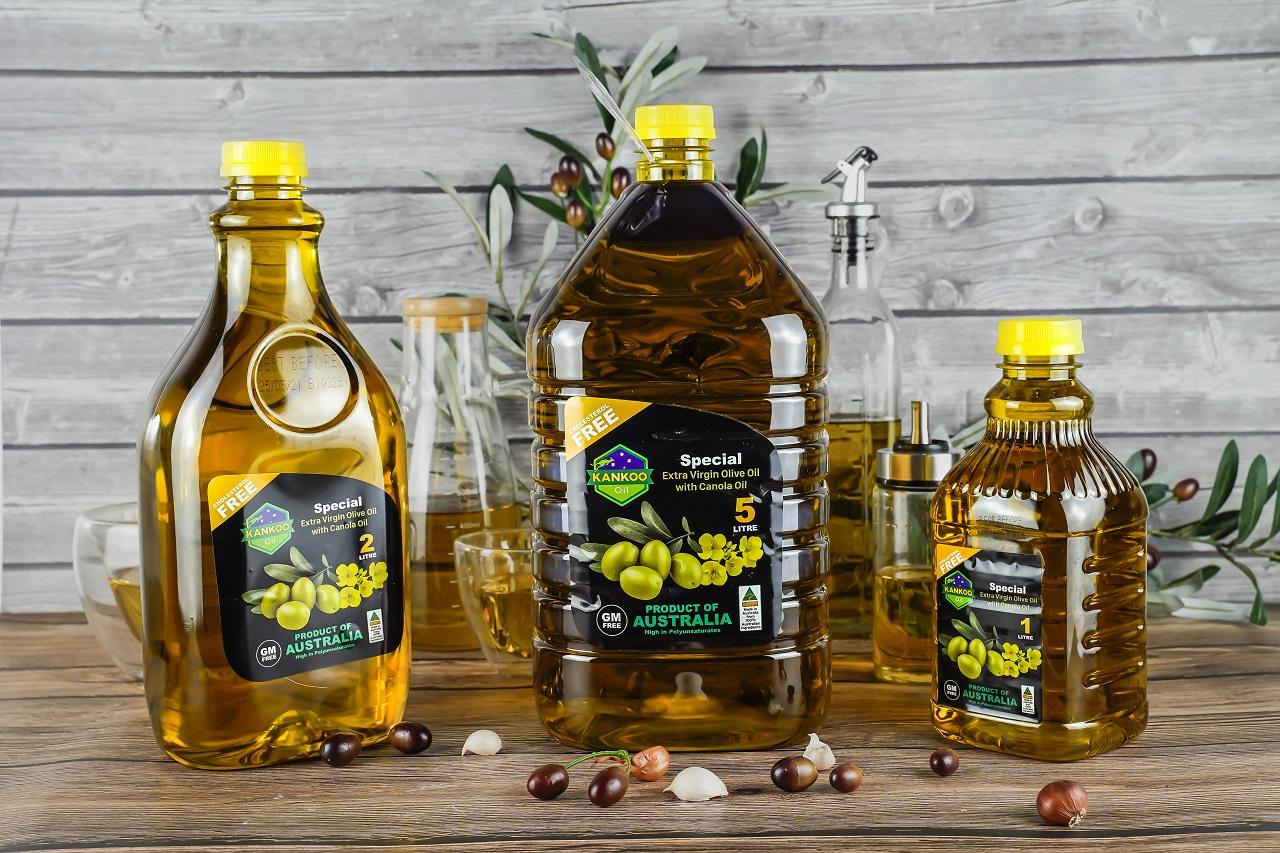 dầu oliu hạt cải Kankoo giá bao nhiêu