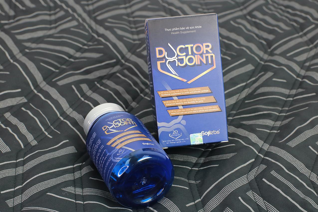 viên xương khớp doctor joint giá bao nhiêu