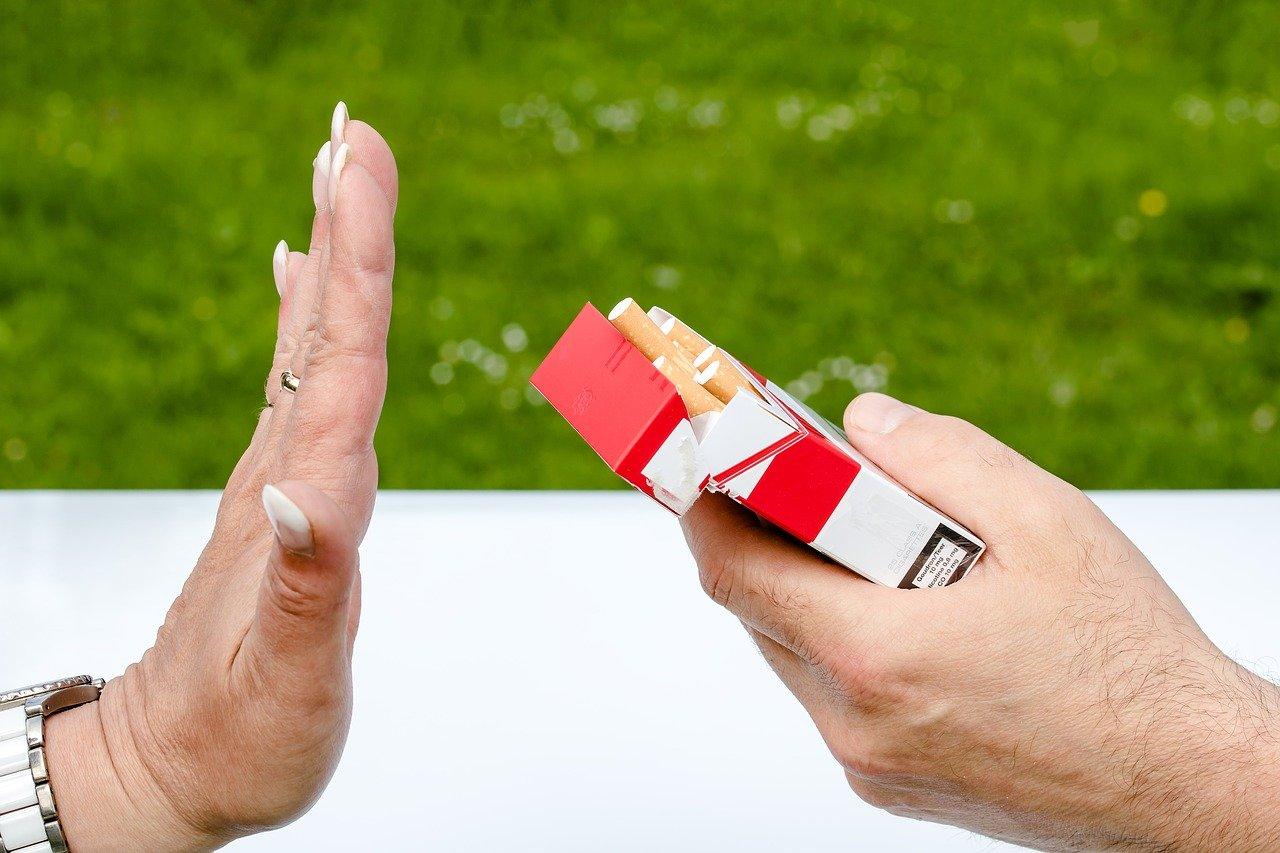 cách loại bỏ nicotin