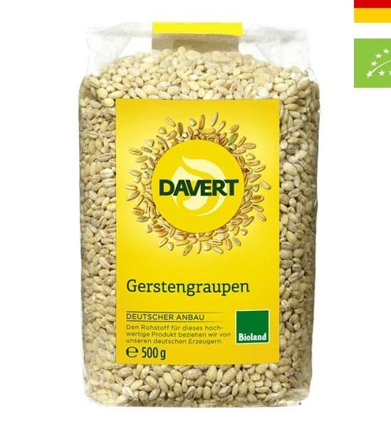 hạt đại mạch davert