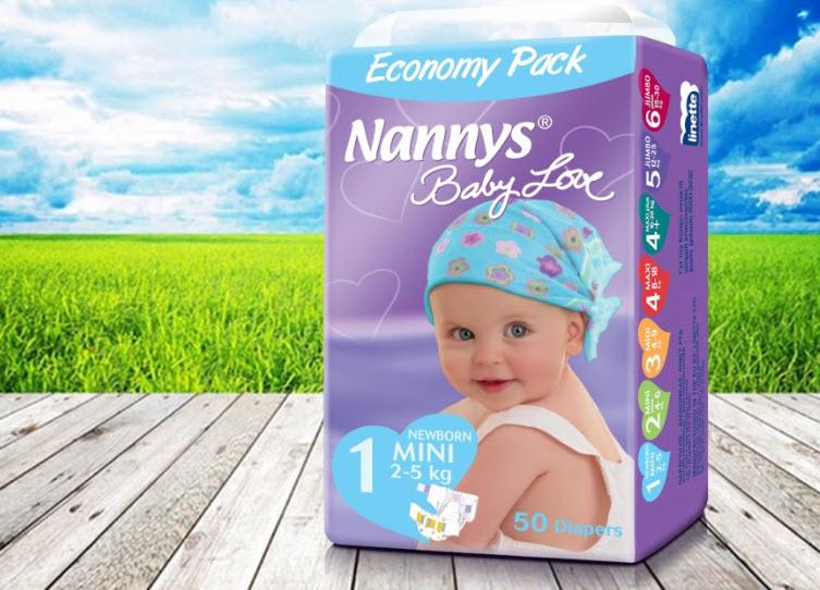 tã Nannys Baby Love giá bao nhiêu