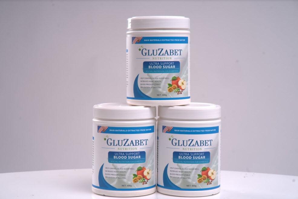 sữa tiểu đường gluzabet giá bao nhiêu
