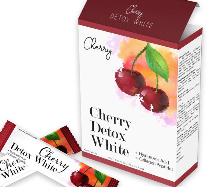 cherry detox white giá bao nhiêu