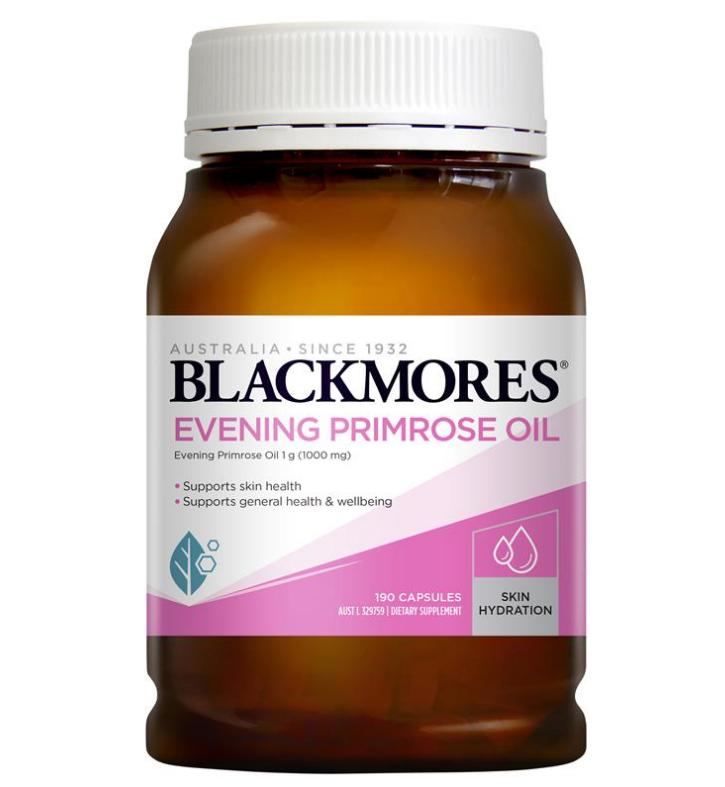 review tinh dầu hoa anh thảo blackmores có tốt không