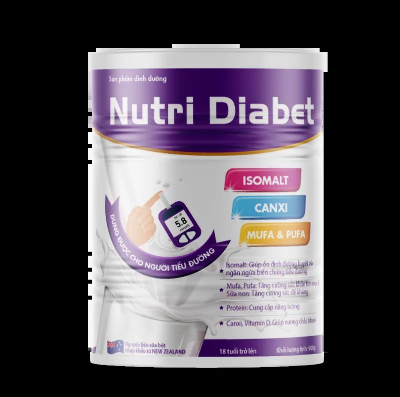 sữa tiểu đường nutri diabet giá bao nhiêu